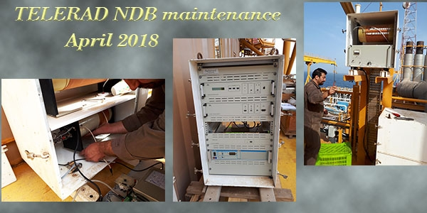 Telerad NDB maintenance